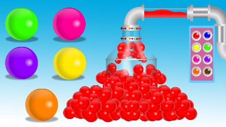 弹珠游戏趣味学习颜色 ABC早教
