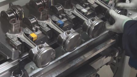 汽车工厂系列--华晨宝马全新3缸发动机工厂智能化生产揭秘