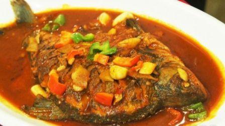 红烧扁鱼的做法美食最正宗的做法