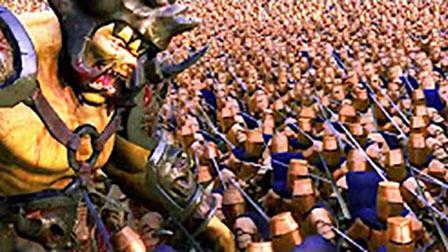 魔哒解说 史诗战争模拟器霍比特人五军之战恐龙斯巴达大战波斯人