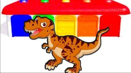 恐龙世界总动员 恐龙战队侏罗纪世界 汪汪队恐龙玩具