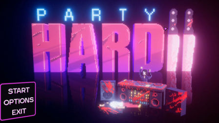 《party hard 2》alpha测试版丨这代的无影神刀是真的强!