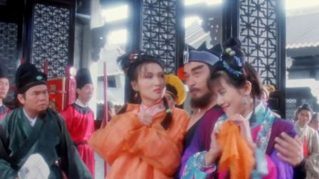 两分钟带你看完张国荣1998年经典喜剧电影《九星报喜》