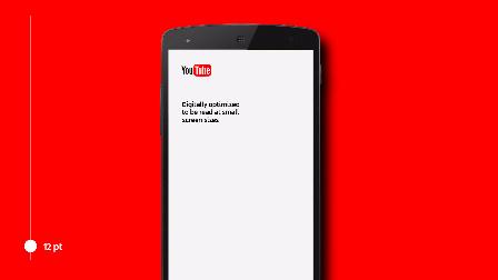 【壹手设计】youtube视觉语言系统升级