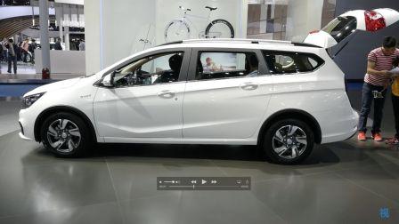 宝骏 310 wagon 旅行版 车型预告 上海国际车展