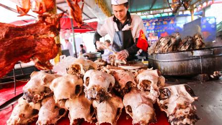 【吃货老外】新疆美食之旅