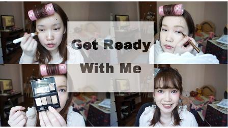 【阿FI头】Get Ready With Me~初夏快速日常妆