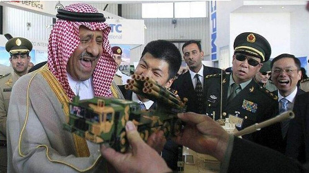 该国一来就买300架中国战机满意而归 直接砸百亿美金送华大礼