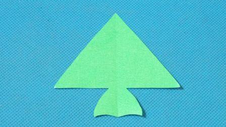 剪纸小课堂340:小鱼6 儿童剪纸教程大全 亲子手工DIY教学 简单剪纸艺术