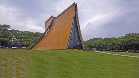 20世纪最美建筑 竟在这所大学的草坪上 110