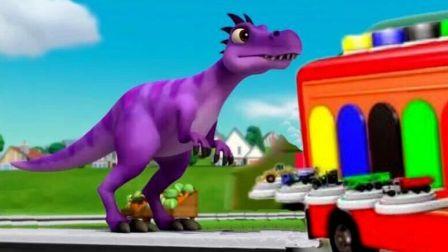恐龙世界总动员 熊出没光头强 恐龙战队侏罗纪世界