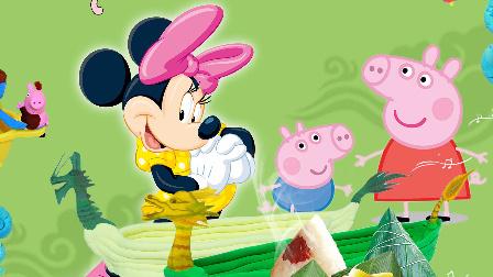 妙妙屋粉红小猪欢乐端午节