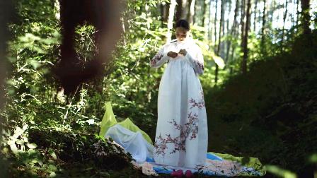 韩国古装大片,男仆和大小姐的爱情故事