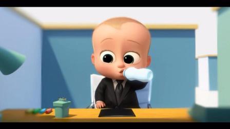 梦工厂动画电影《宝贝老板》, 宝贝降生原来可以如此搞笑