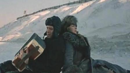 前苏联的电影: 两个人的车站, 40年前的老电影, 真是感人