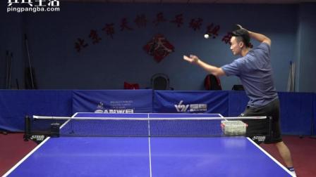 【高手来了】国家队刘吉康教你发球, 逆旋转发球精髓示范【乒乓生活】