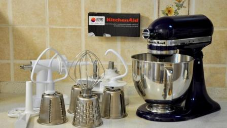 Freesiaa Made 2017 KitchenAid 厨师机体验 16