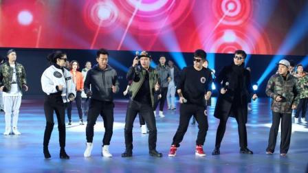 跑男团首次开演唱会, 鹿晗加盟, 嗨翻全场!