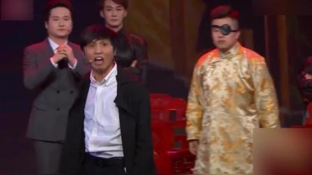 张子栋 李奎演绎小品《喜剧之鬼》爆笑全场