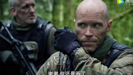 《海军陆战队员4》狙击手在丛林对战特种作战小队, 枪法一流啊!