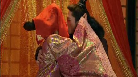 《倾世皇妃》好大乌龙,霍建华新婚之夜竟吻错对象