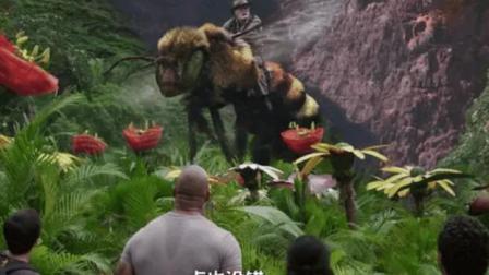 把人缩小的十部电影佳作, 小人骑着蜜蜂被鸟追