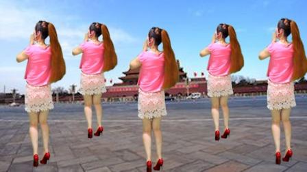 广场舞 古老的香巴拉-灵知音时尚广场舞