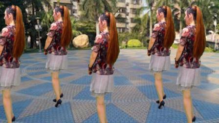 广场舞, 火红的太阳-dj舞曲, 灵知音时尚广场舞