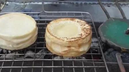 又软又甜的椰子蛋糕, 看看国外大叔是如何制作的