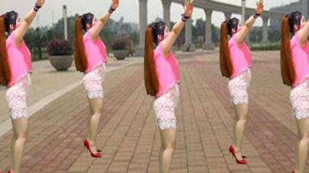 广场舞,网络红歌-遍地是情歌-dj舞曲,灵知音时尚广场舞
