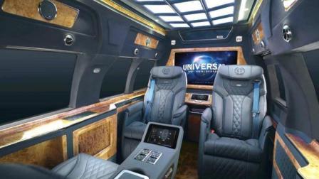 新款整车进口GMC豪华商务房车 G760御世而至