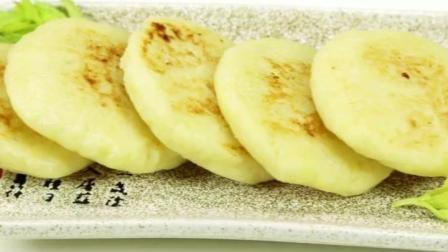 好吃土豆饼的家常做法, 比直接油炸的好吃
