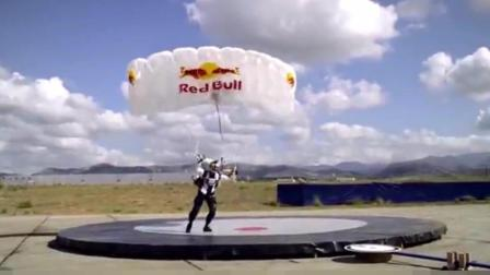 高空跳伞, 赛车手如果这些人组合在一起有没有给你看大片的感觉