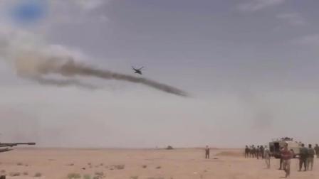 数数看, 一共飞过去了多少架武装直升飞机?