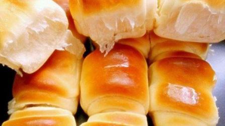 流口水的奶香小面包, 瞬间打开你的味蕾, 完美~