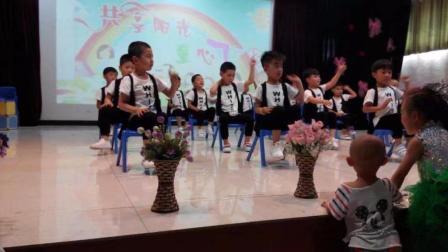 舞舞蹈训练课