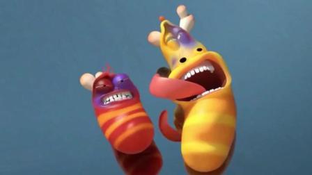 爆笑虫子: 虫虫被人类欺负, 默默习武成武林高虫
