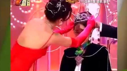 1995年亚洲小姐 香港 竞选杨恭如夺冠视频