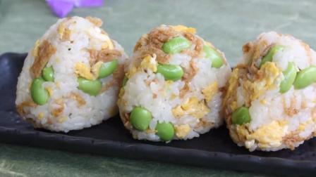 简单美食——如何在家制作美味的寿司饭团