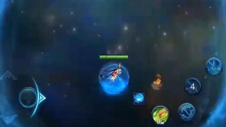 王者荣耀 大乔专属浩瀚星空 隐藏在游戏中的神秘场景