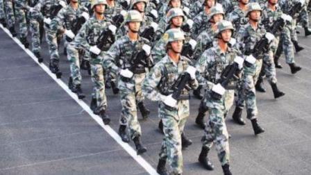 中国军人的气质让世界震惊