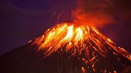 警报! 科学家称欧洲将要发生大规模火山喷发? 36万人受威胁!