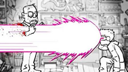 魔哒解说一起玩 教你如何用超能力搞笑拯救你的老板