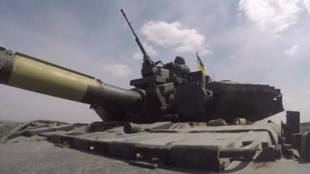 欧洲坦克训练, 开炮赛跑压汽车!