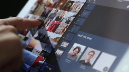 2017 款 iPad Pro 宣传视频