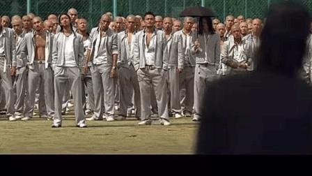 热血高校2片段 源治一人挑战 风仙的全部人后来兄弟来帮
