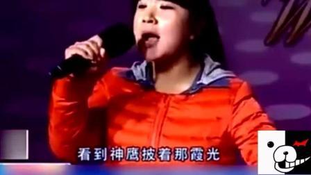 21岁打工妹一首《天路》被评委质疑假唱, 要求重来清唱