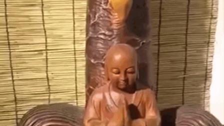 雷人的佛像 画面不忍直视