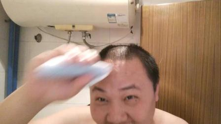自己理发视频男人短发平头毛寸教育