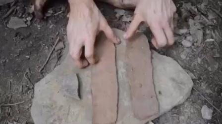 石器时代的人怎么炼铁? 很简单, 没有太多的脑洞